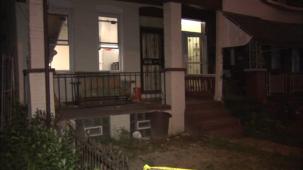 Police: Boyfriend shoots woman in neighbors home. Tamala Edwards reports during Action News Mornings on October 11, 2018.