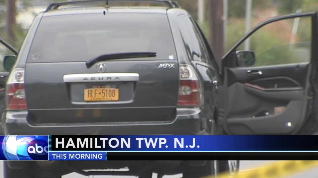 Pedestrian struck in Hamilton Township. Sarah Bloomquist reports during Action News at 12 p.m. on October 11, 2018.