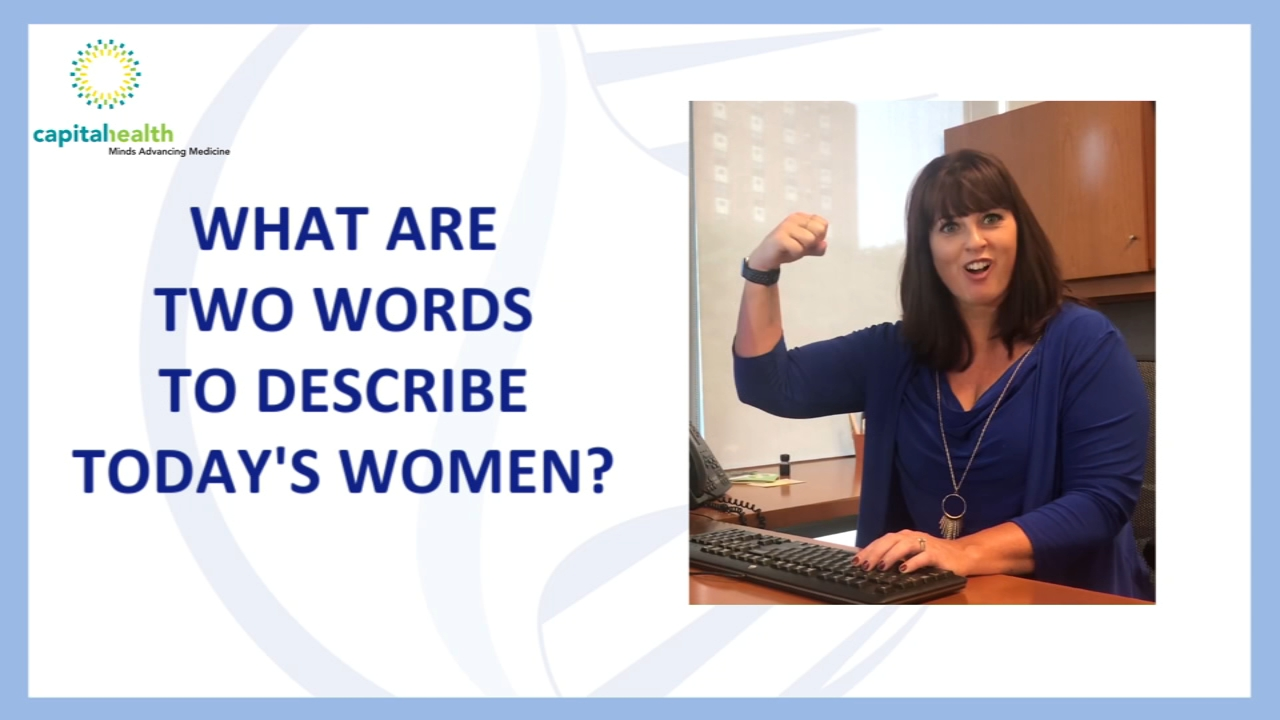 Our diverse group of women deliver messages of motivation and inspiration.