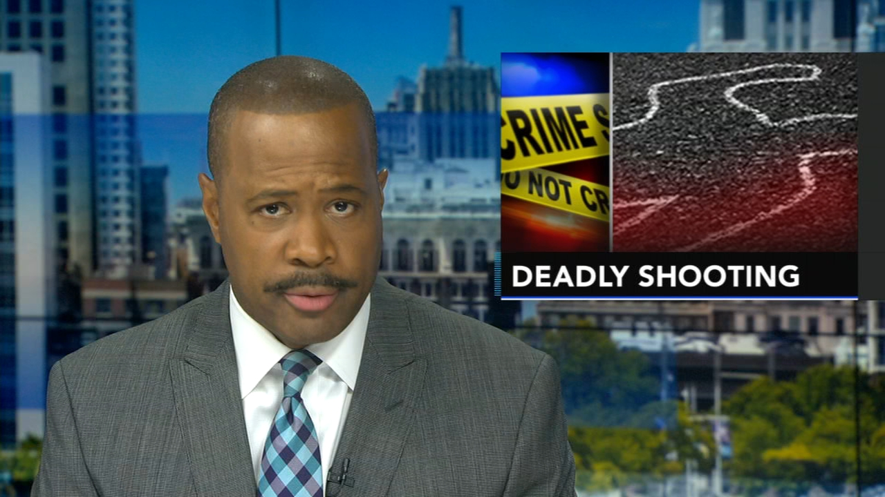 Deadly shooting in West Philadelphia. Katherine Scott reports during Action News at 12:30 p.m. on October 11, 2018.