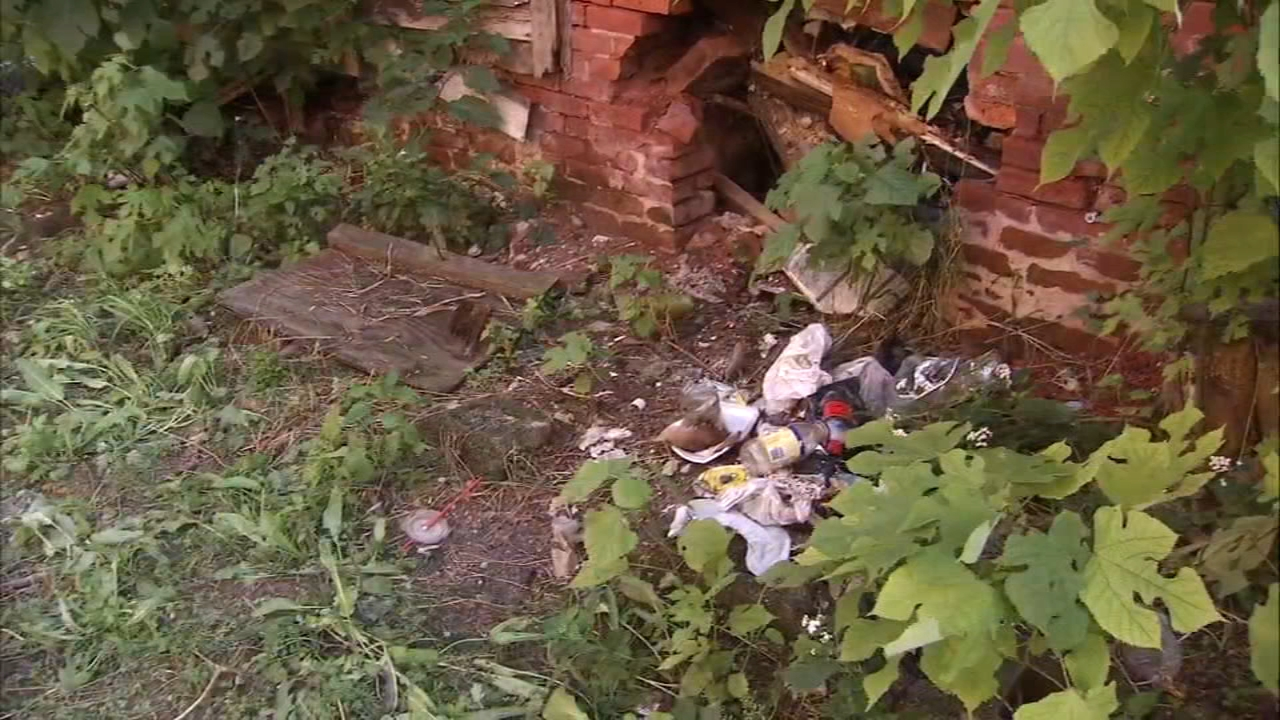 Toddlers remains found in trash-strewn Camden alleyway. Watch the report from Maggie Kent on Action News at 5 p.m. on October 12, 2018.