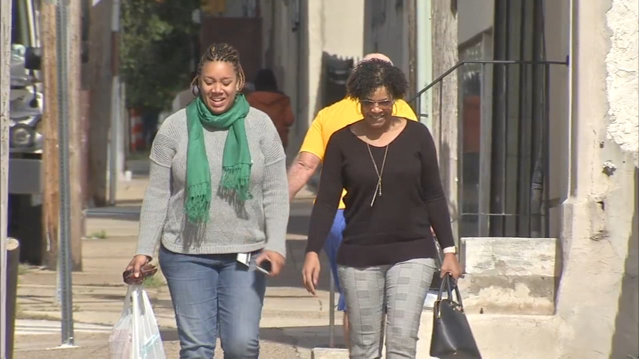Its finally feeling like fall in Philadelphia. Watch Gray Halls report on Action News at 4:30 p.m. on October 12, 2018.