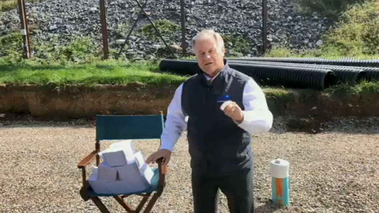 Wagner to Gov. Wolf: Ill stomp on your face with golf spikes. Watch the full video from October 12, 2018.
