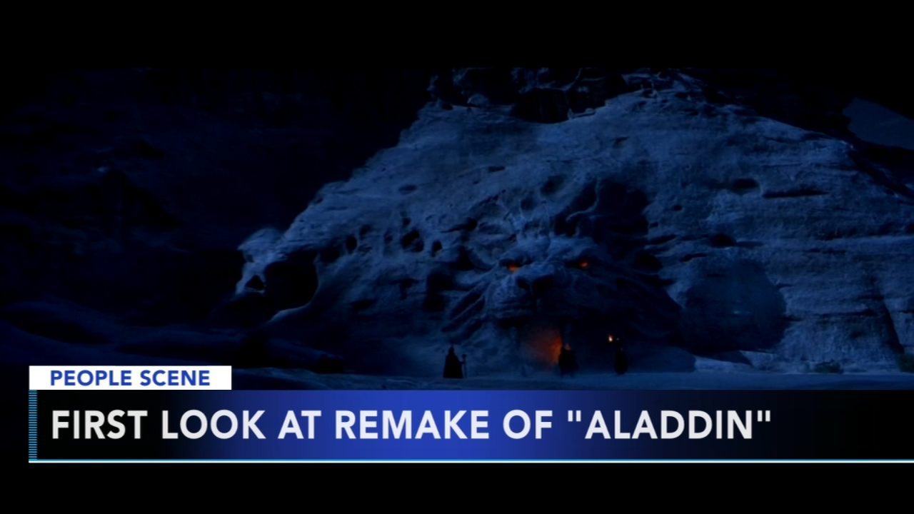 Disney releases first look at live-action Aladdin remake. Gray Hall reports during Action News at 6 a.m. on October 13, 2018.