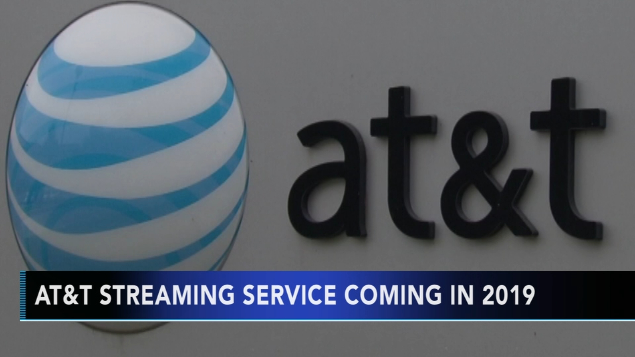 AT&T to launch video streaming service in 2019. Gray Hall reports during Action News at 6 a.m. on October 13, 2018.