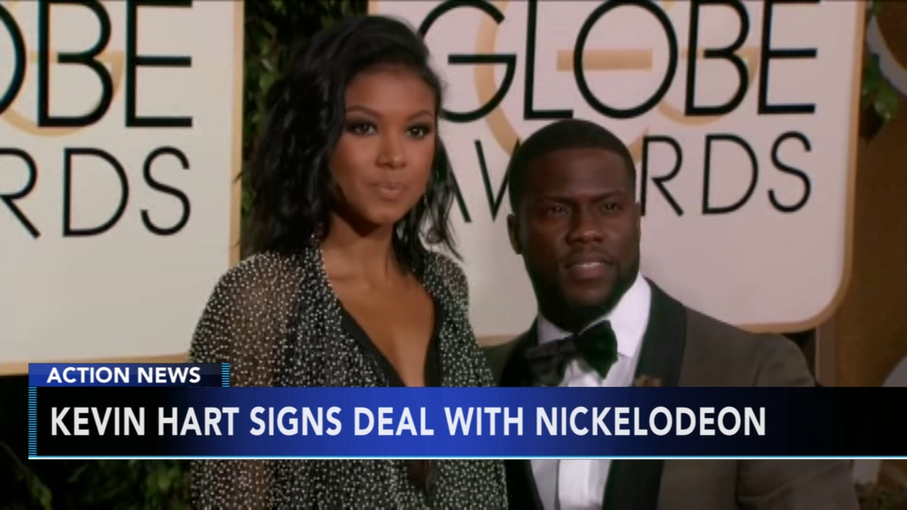 Kevin Hart to begin producing shows for Nickelodeon. Gray Hall reports during Action News at 9 a.m. on October 13, 2018.