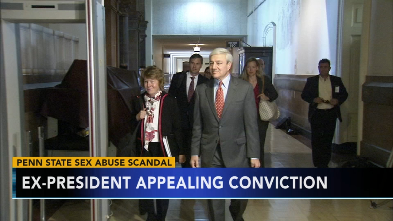 Former Penn State president Graham Spanier asks high court to review case. Gray Hall reports during Action News at 6 a.m. on October 13, 2018.