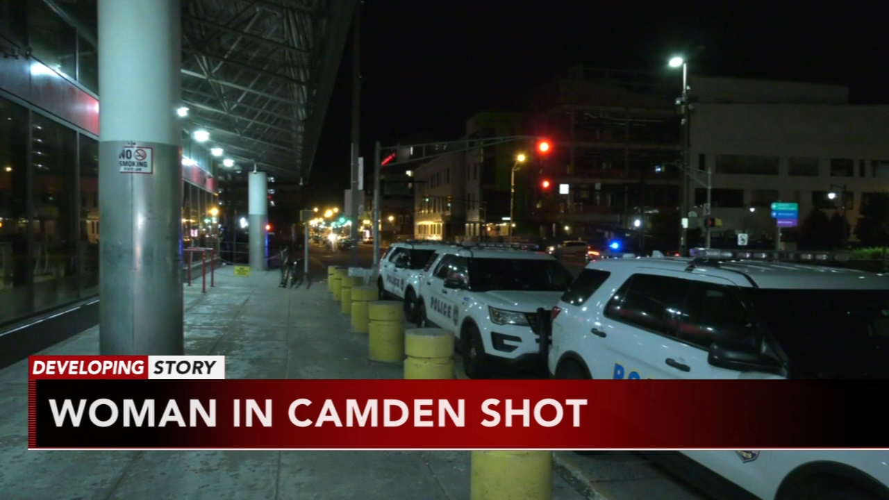 Woman shot during attempted robbery in Camden. Nydia Han reports during Action News at 6 a.m. on October 14, 2018.