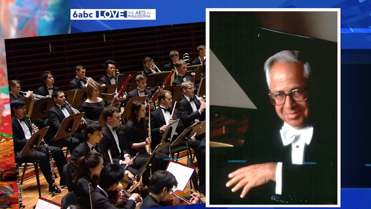 Curtis Symphony Orchestra opens with Enduring Legacies show. Karen Rogers reports during Action News at 7 a.m. on October 14, 2018.