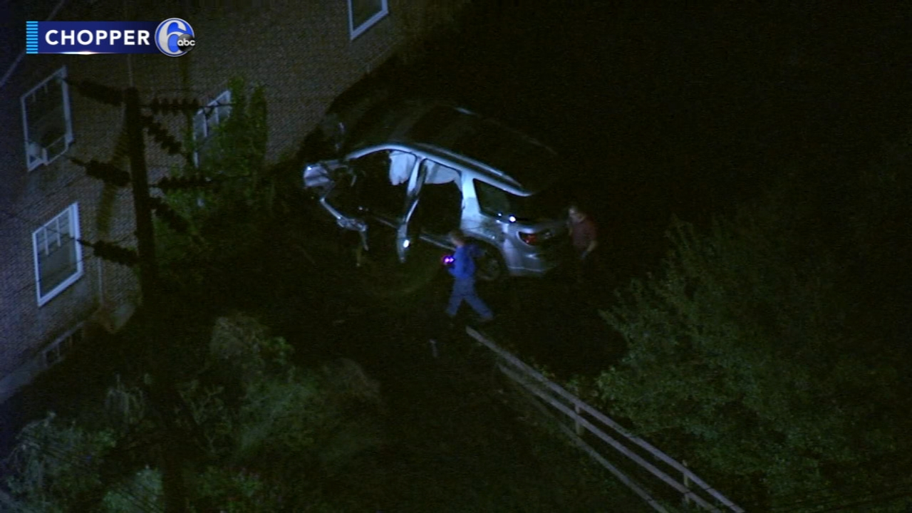 One victim was taken to the hospital as reported during Action News at 11 on October 15, 2018.