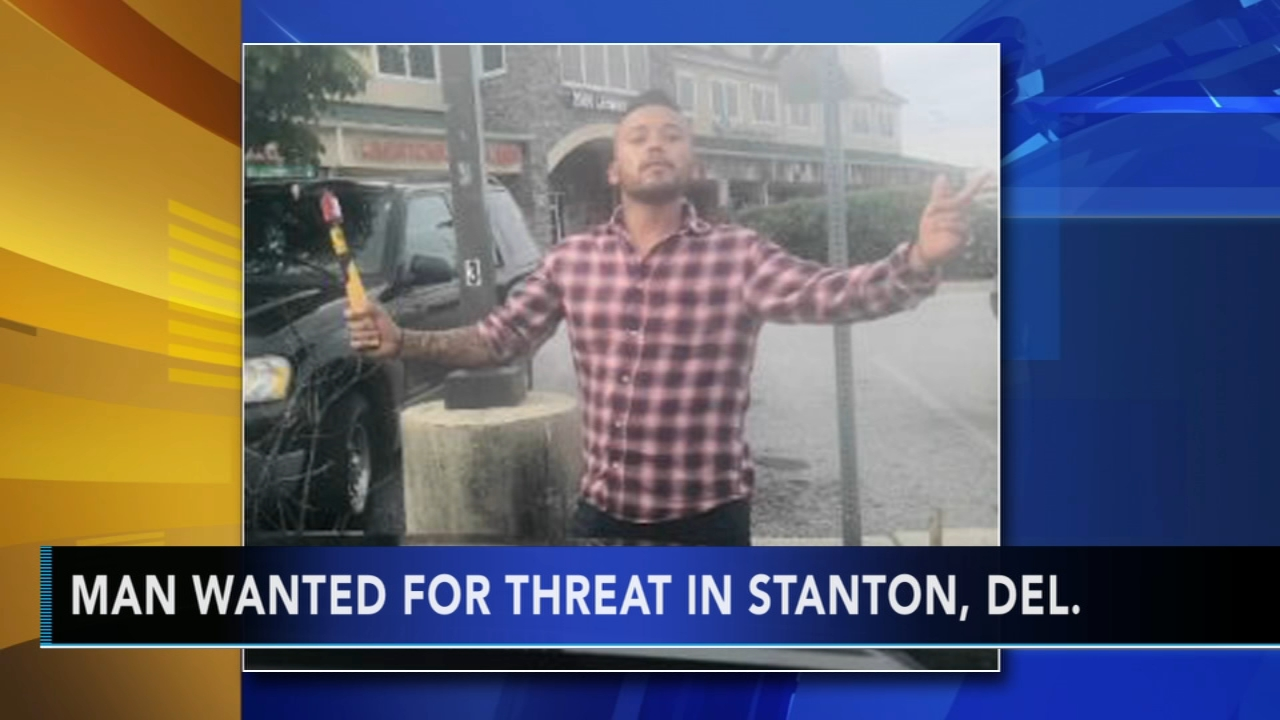 Man allegedly threatens woman with hammer. Watch the report from Action News at 4:30 p.m. on October 15, 2018.