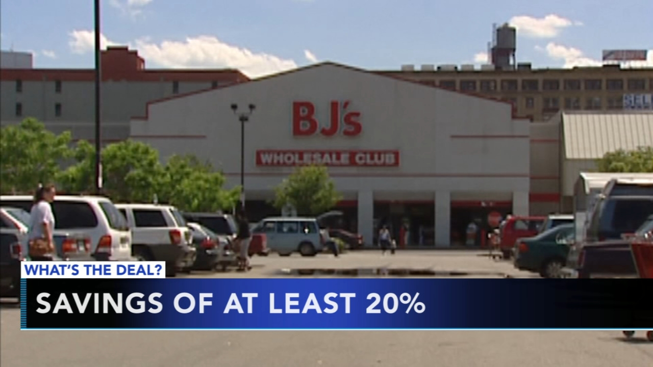 Whats the Deal: Pros and cons of wholesale clubs - Alicia Vitarelli reports during Action News at 4:30pm on October 15, 2018.