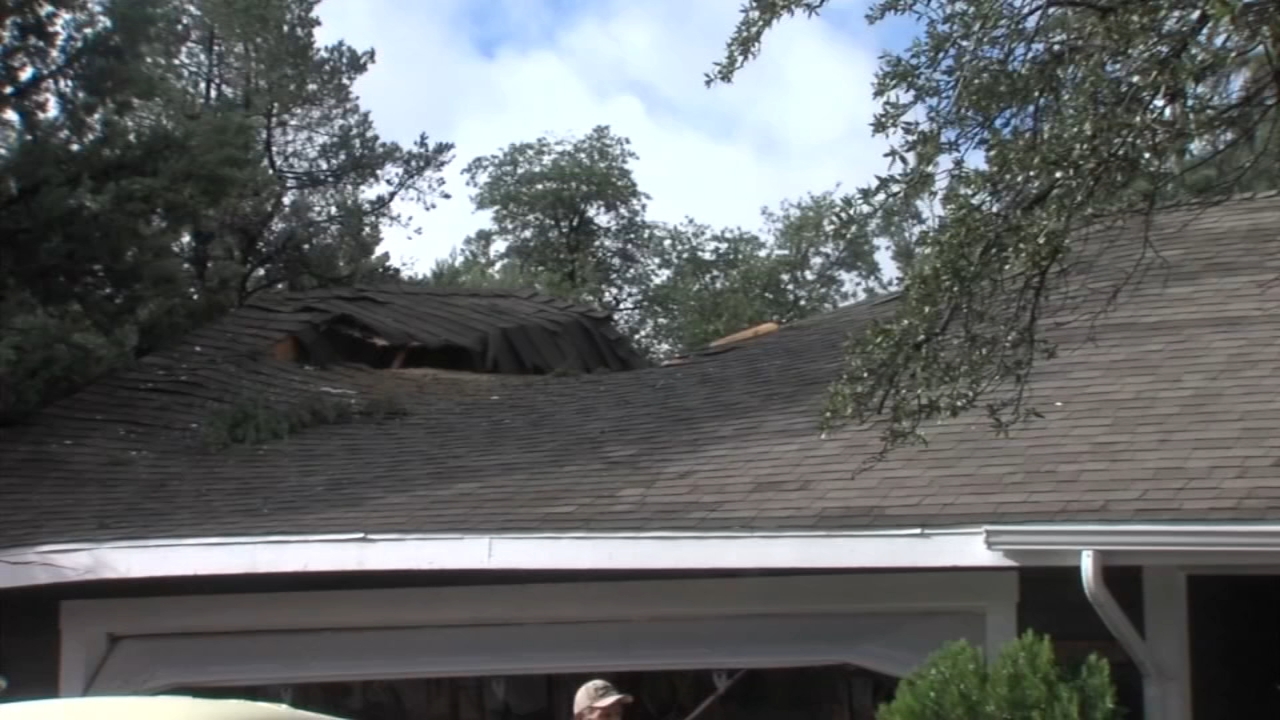 Plane crashes into Arizona home. Matt ODonnell reports during Action News Mornings on October 15, 2018.
