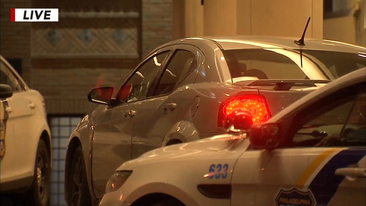Victim says someone opened fire on his car on I-76. Katherine Scott reports during Action News Mornings on October 16, 2018.