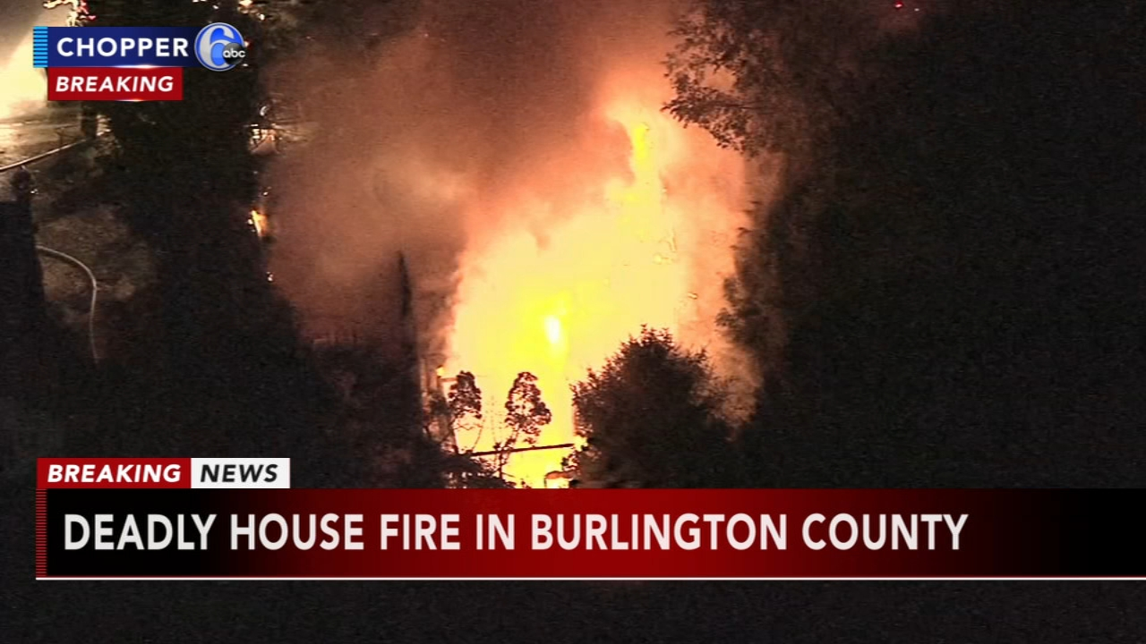 Firefighters said heavy fire could be seen from a one-story dwelling as reported during Action News at 11 on October 16, 2018.