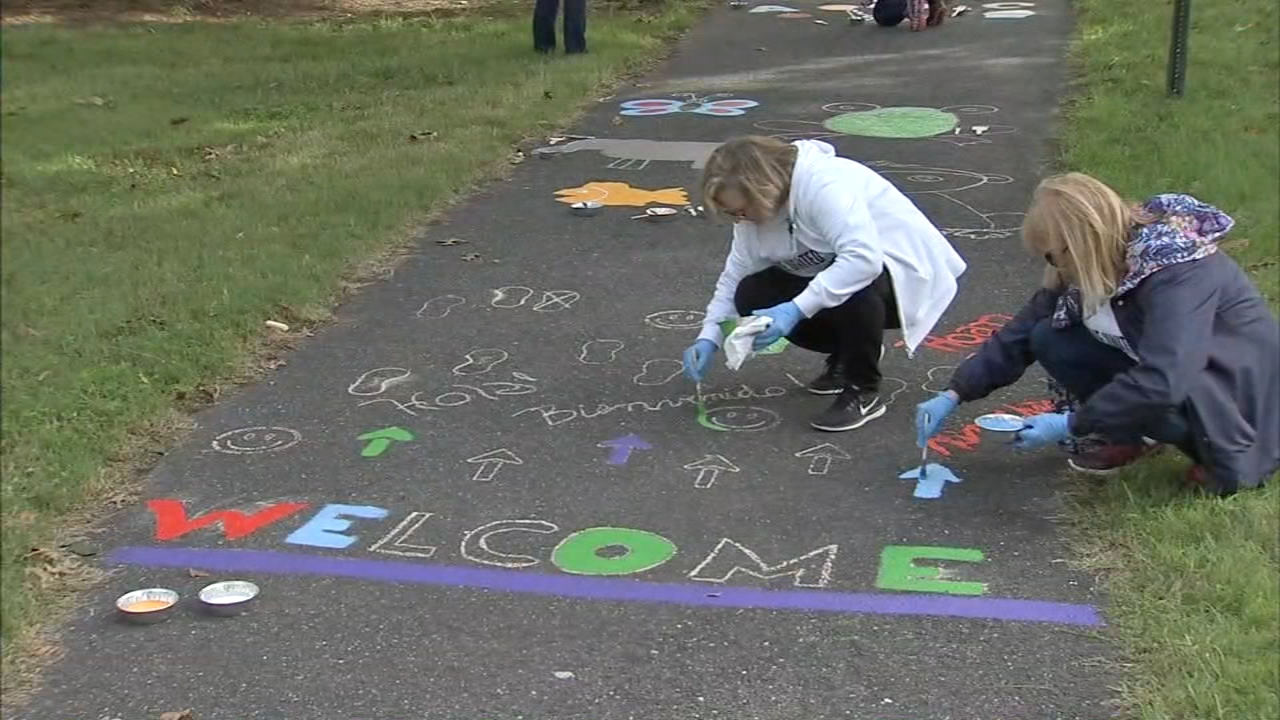 Two dozen people from Cooper University Health Care joined the United Way for this project as reported during Action News at 4 on October 16, 2018.