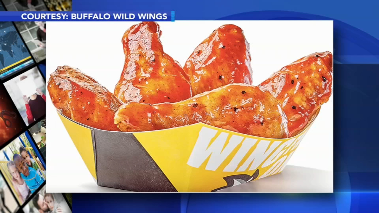 Buffalo Wild Wings introduces pumpkin spice wings. Watch the report from Action News at 4:30 p.m. on October 17, 2018.