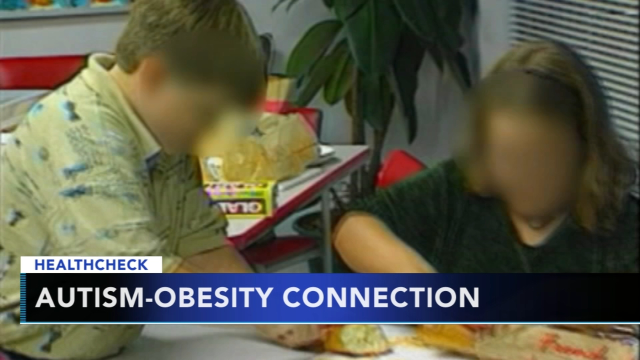 Kids with developmental disabilities are more likely to be overweight, study says - Ali Gorman reports during Action News at 5pm on October 18, 2018.