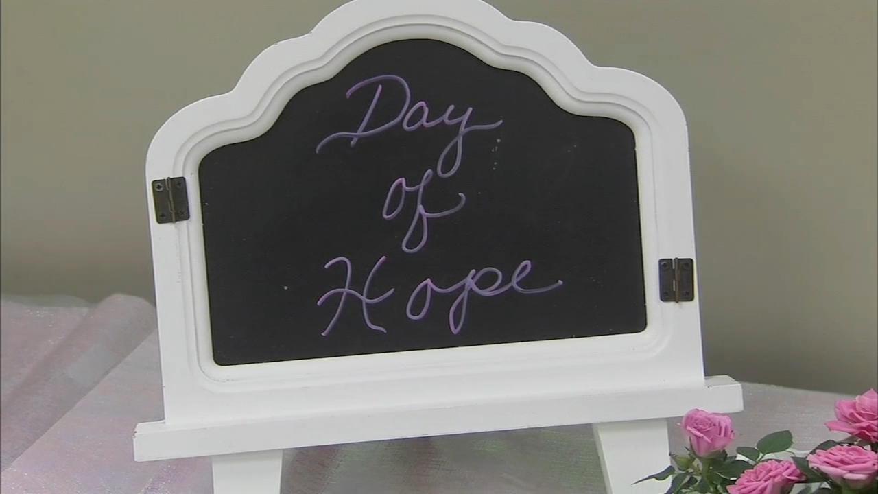 Beau Institute 8th annual Day of Hope for cancer survivors. Sharrie Williams reports during Action News at 4:30 p.m. on October 18, 2018.