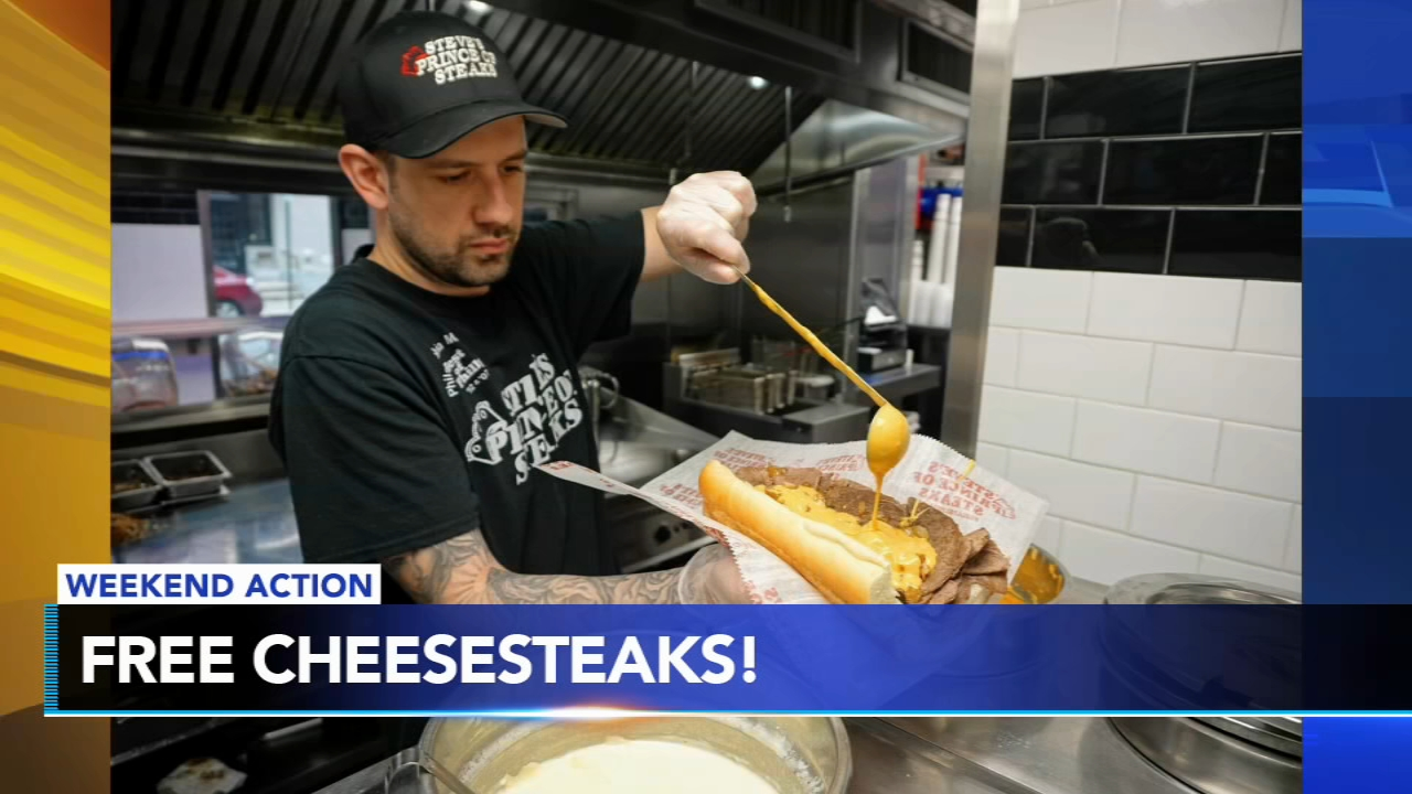 The Flyers, Sixers and Eagles are all in action. Plus, free cheesesteaks and Boo at the zoo.