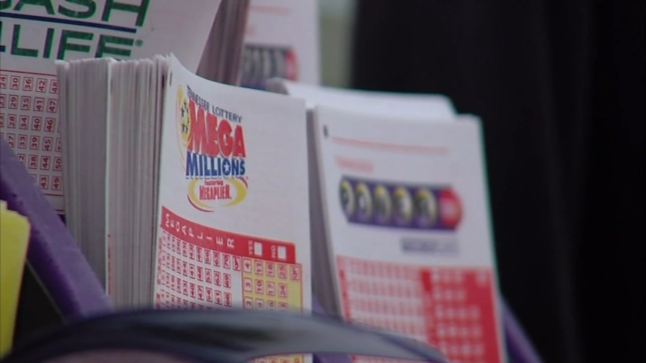 Billion dollar dreams as Mega Millions climbs. Gray Hall reports during Action News at 4 p.m. on October 19, 2018.