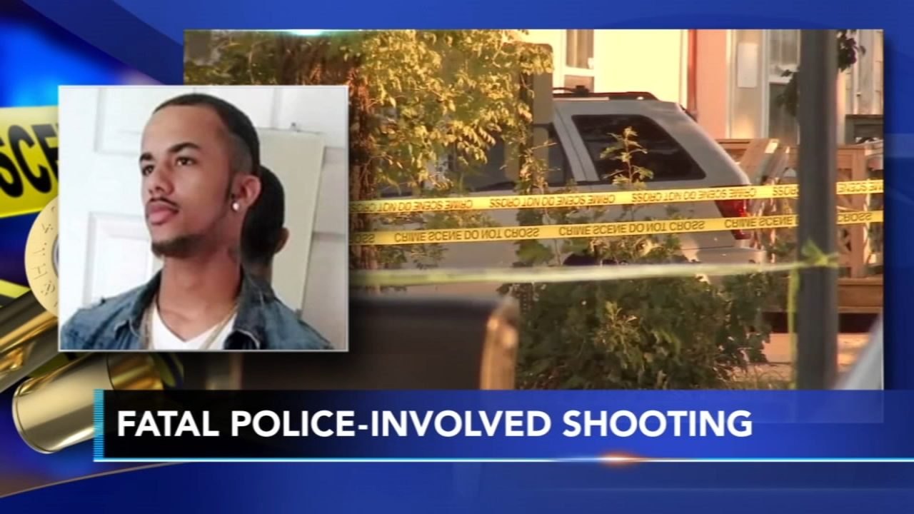 Officials ID victim in fatal police-involved shooting: Maggie Kent reports on Action News at 5 p.m., October 19, 2018