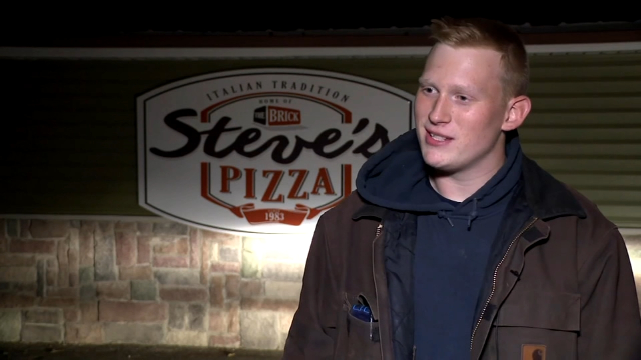Pizza shop manager drives 7 hours for delivery to dying man. Watch this report from Action News Mornings on October 19, 2018.