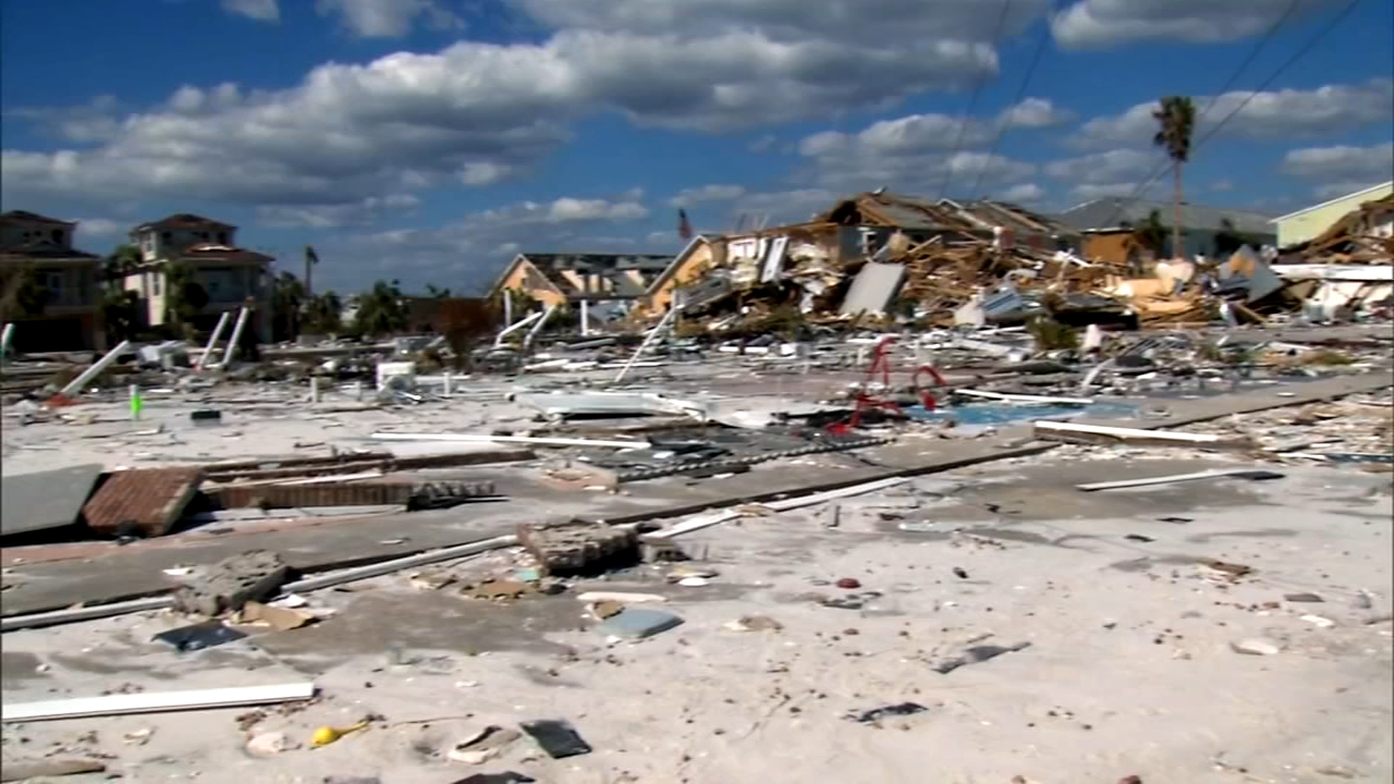 PA Task Force 1 returns from Hurricane Michael mission: Vernon Odom reports on Action News at 5 p.m., October 19, 2018