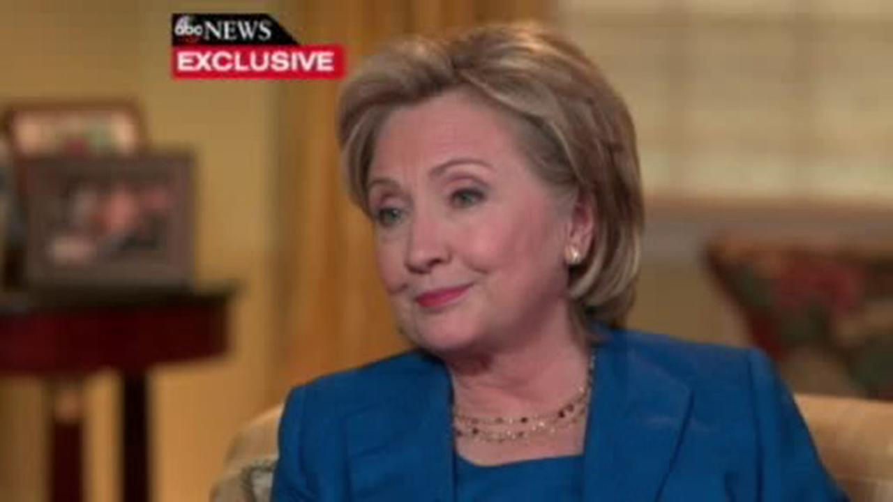 Clinton decision on 2016 run could come next year