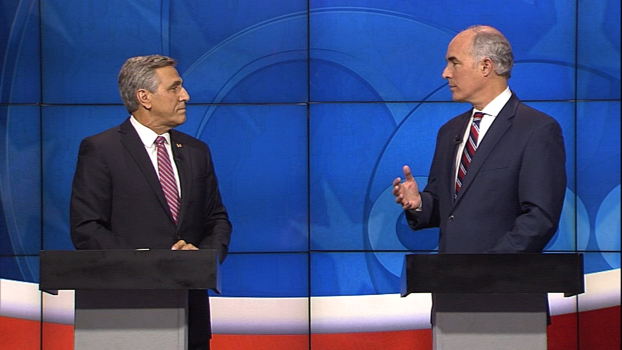 Closing statements from the Pennsylvania Senate debate on October 21, 2018.