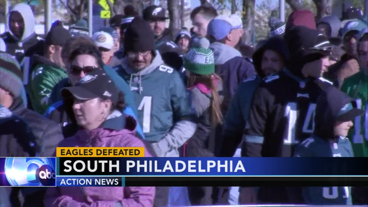 Emotional roller coaster continues for Eagles fans. Trish Hartman reports during Action News at 5 p.m. on October 21, 2018.