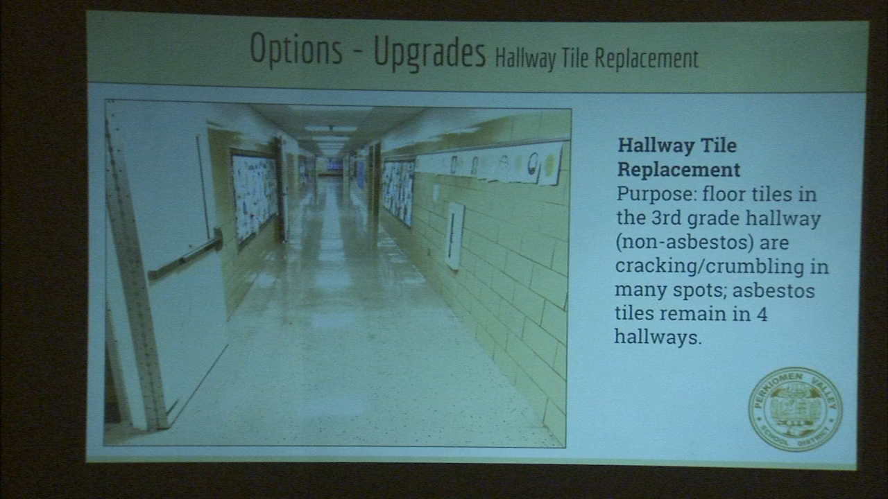 Perkiomen Valley School District considers upgrades: as seen on Action News at 11 p.m., October 22, 2018