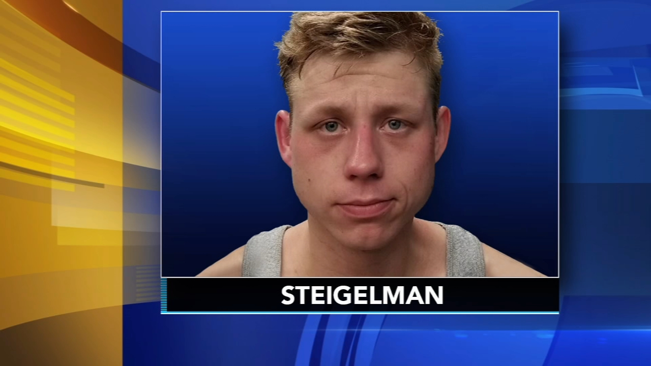 Phoenixville man arrested in multi-state police chase. Matt ODonnell reports during Action News Mornings on October 22, 2018.