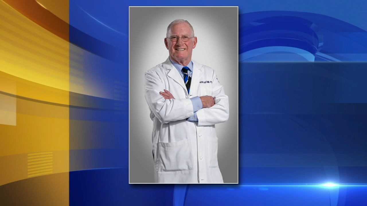 Dr. Richard Rothman dies, leaves behind decades-long legacy: Ali Gorman reports on Action News at 6 p.m., October 22, 2018
