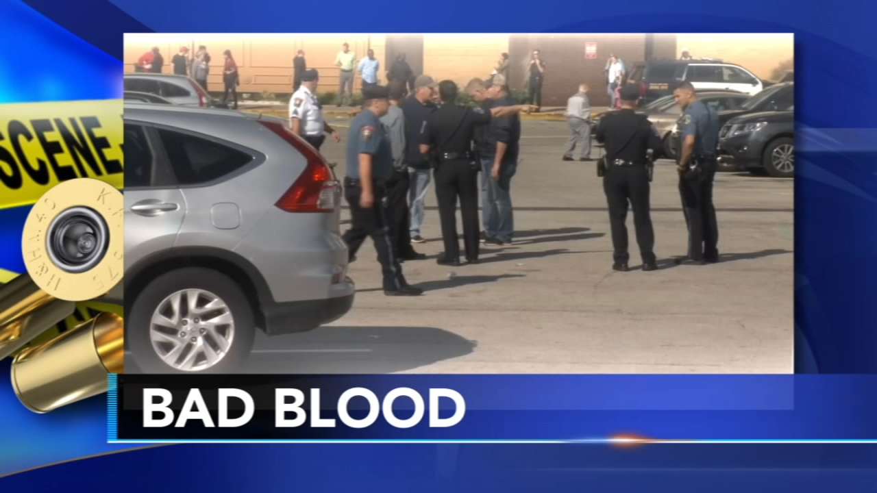Police said shopping mall shooting stemmed from Bad Blood: John Rawlins reports on Action News at 5 p.m., October 22, 2018