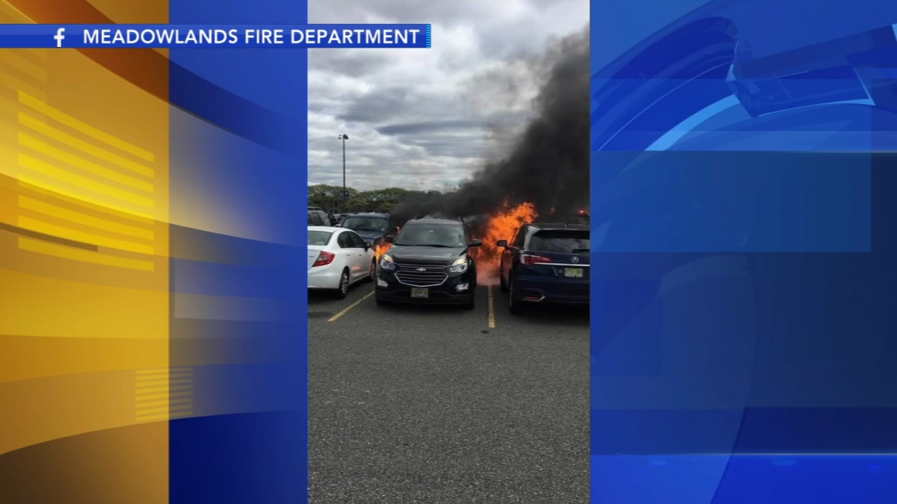 Tailgaters blamed for car fires. Matt ODonnell reports during Action News Mornings on October 22, 2018.