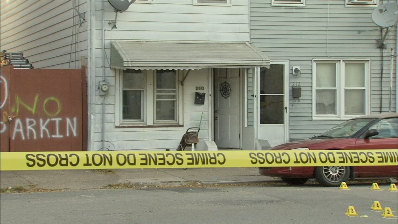 Woman shot inside Trenton home. Jeannette Reyes reports during Action News Mornings on October 22, 2018.