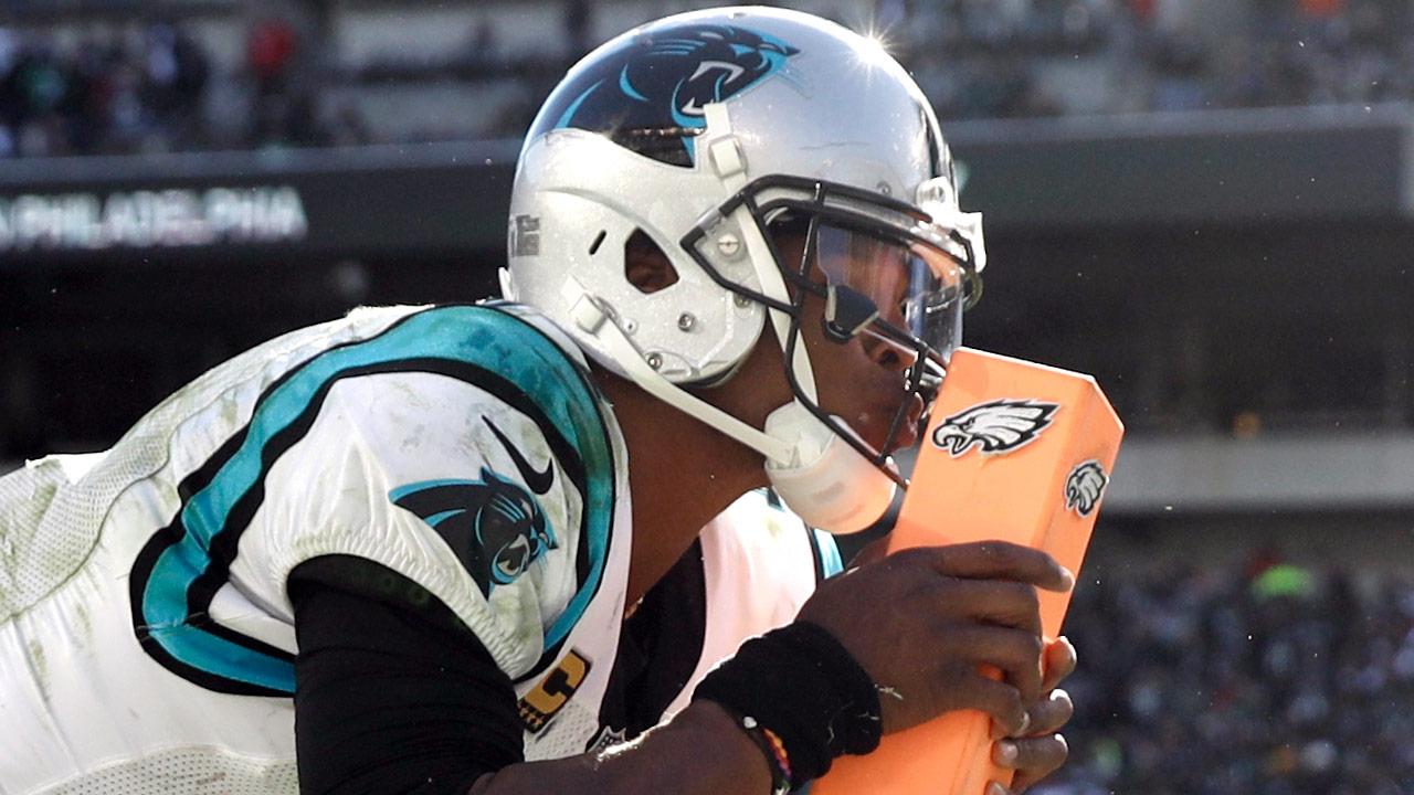 Panthers QB Cam Newton undergoes procedure on shoulder ...
