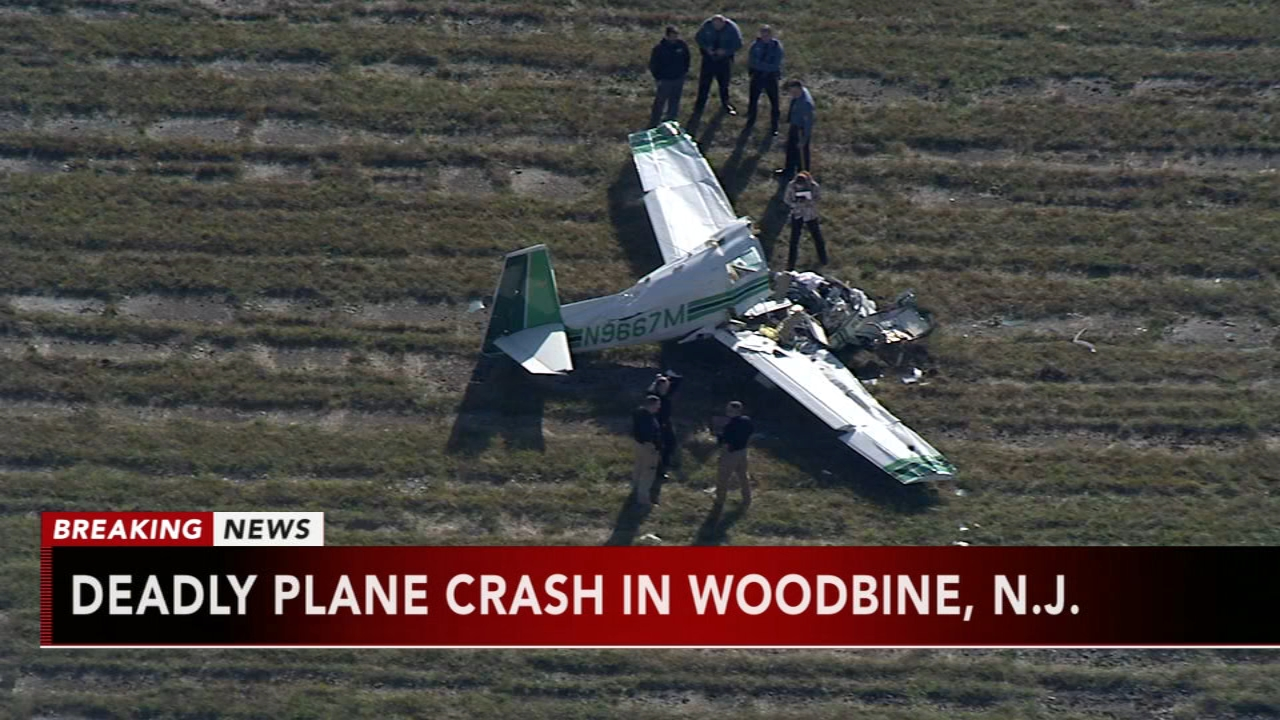 Pilot killed in small plane crash at airport in Cape May Co. Watch this report from Action News at 4pm on October 23, 2018.