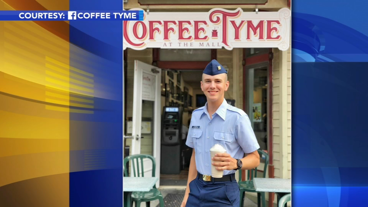 Cape May, New Jersey is lovingly known as a Coast Guard town because of the fact that all Coast Guard cadets get their first taste of service at the training center there.