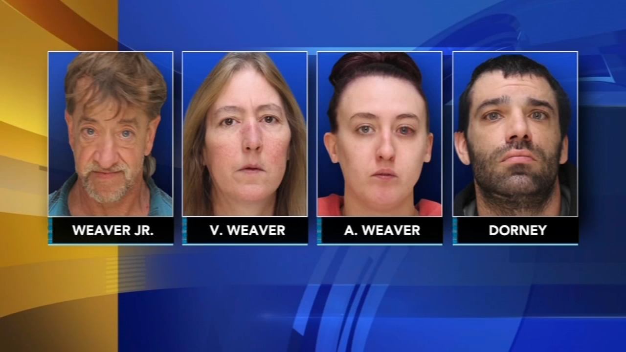 4 plead guilty in elder abuse case. Rick Williams reports during Action News at Noon on October 23, 2018.