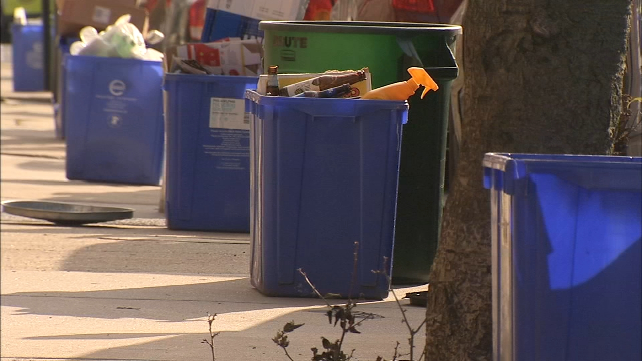 You collect it, sort it, and think it is being recycled, as reported by Chad Pradelli during Action News at 11 on October 23, 2018.