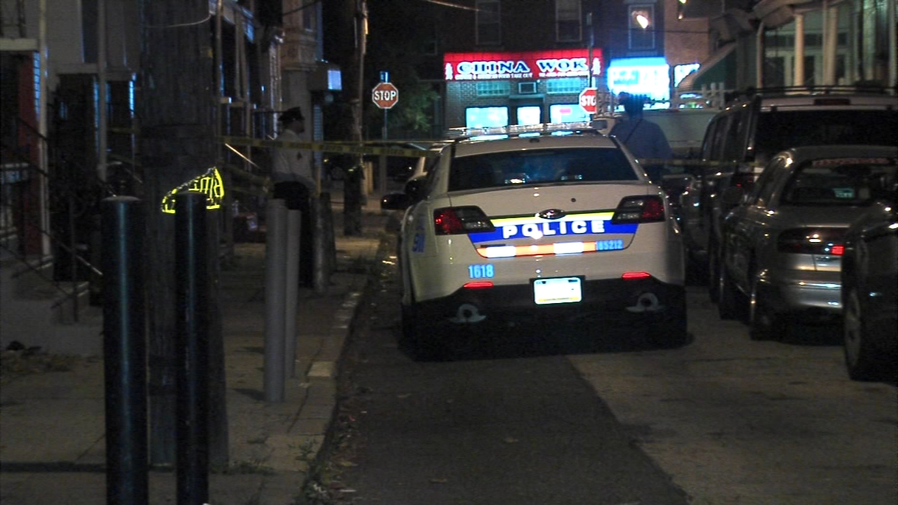 Man critical in West Philadelphia shooting. Matt ODonnell reports during Action News Mornings on October 23, 2018.