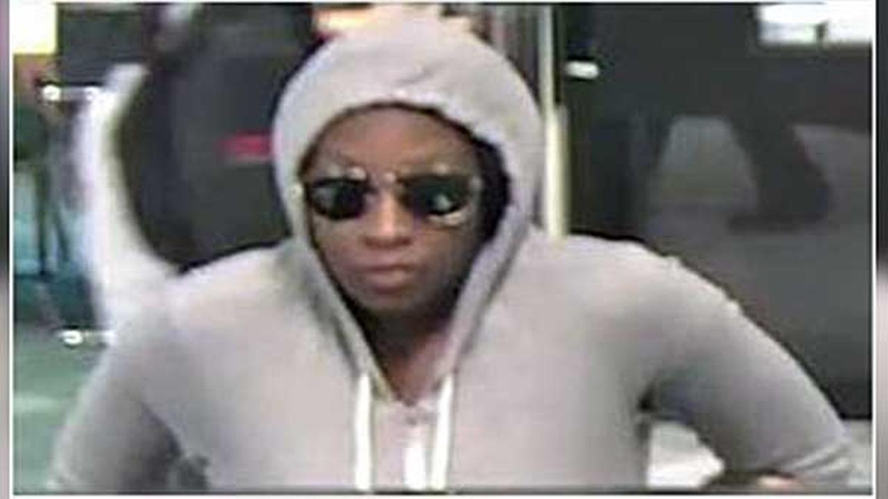 The FBI and Philadelphia police are on the hunt for a woman who held up a Center City TD Bank branch on Saturday afternoon.