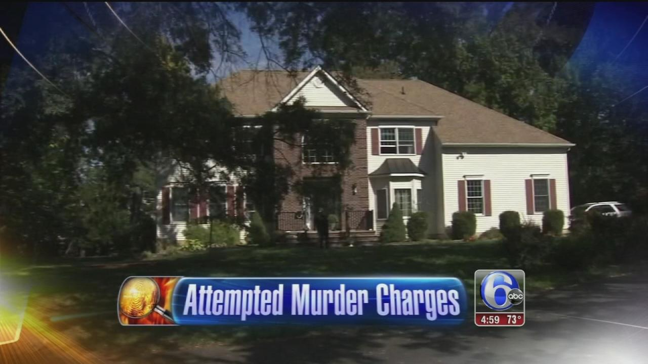 VIDEO: Police: West Windsor teen set fire to home while parents slept