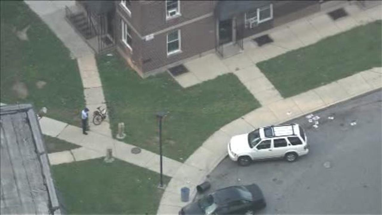 Philadelphia Police are investigating the assault of a woman in Crescentville.