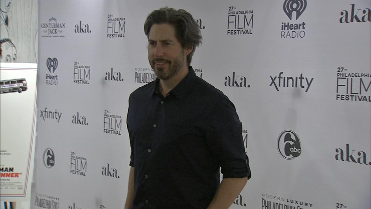 Jason Reitman attends the Philadelphia Film Festival. Alicia Vitarelli reports during Action News at 5:30 p.m. on October 23, 2018.