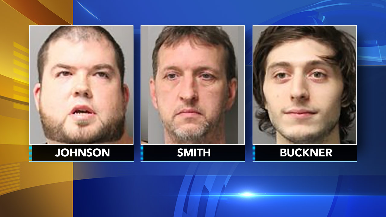 Police: Traffic stop leads to 3 drug arrests in Delaware