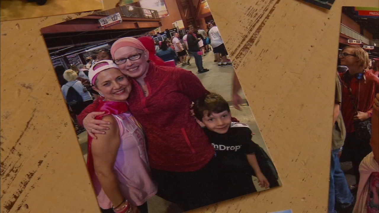 Beating the Odds: Breast cancer survivors brought together by fate - Alicia Vitarelli reports during Action News at 4pm on October 26, 2018.