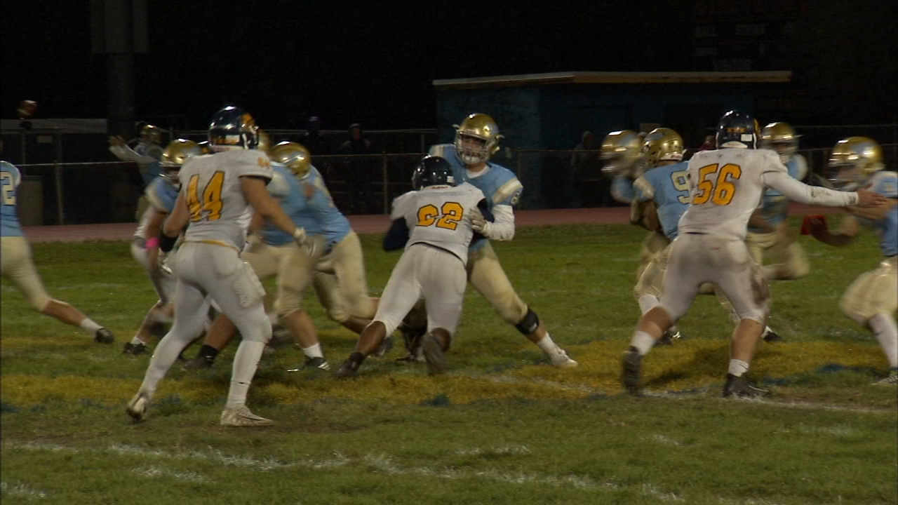 Watch: High School Huddle 2018 Week 9 highlights report from Jamie Apody on October 26, 2018.